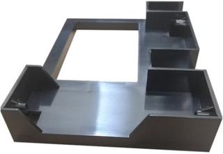 Microstorage - Hållare för hårddisk - kapacitet: 1 hårddisk (3,5 tum