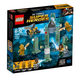 LEGO Suoer Heroes Kampen om Atlantis 76085 - wupti.com