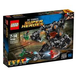 LEGO Suoer Heroes Knightcrawler tunnelangreb 76086 - wupti.com