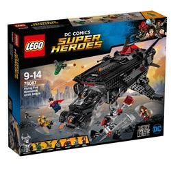 LEGO Suoer Heroes Flying Fox: Flyvende batmobilangreb 76087 - wupti.com