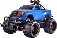 Fjernstyret Monster Truck Off-Road 1:20 Blå