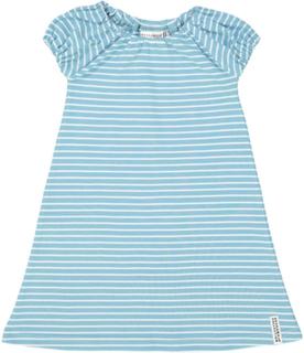 Geggamoja Singoalla Klänning Blue/White