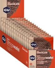 GU Energy Stroop Wafel Box 16x32g Hot Chocolate 2020 Näringstillskott & Paket