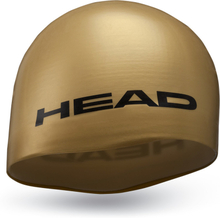 Head Silicone Moulded Cap gold 2020 Badehetter