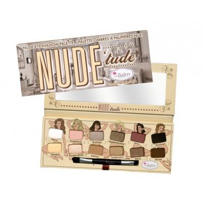 The Balm Nude Tude Naughty Eyeshadow Palette 1 kpl