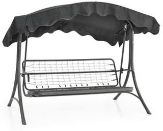 Sofia hammock Svart Inklusive tak