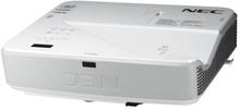NEC U321H - DLP-projektor - 3D - 3200 ANSI-lumen - Full HD (1920 x 1080) - 16:9 - 1080p - ultrakortkast fast linse