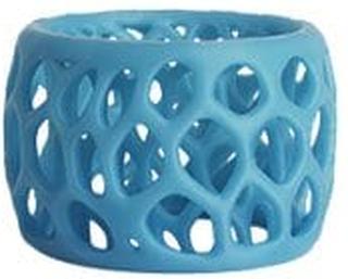 3D Systems Cube 3 - Lyse-i-mørket-neonblå - ABS-filament (3D) - for 3D Systems Cube 3
