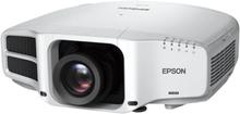 Epson EB-G7200W - 3 LCD-projektor - 7500 lumen (hvit) - 7500 lumen (farge) - WXGA (1280 x 800) - 16:10 - 720p - LAN