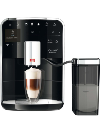 Caffeo Barista TS - Black