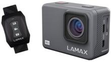 Lamax X9.1, 4K Ultra HD, 3840 x 2160 pixlar, 120 fps, 1280 x 720,1920 x 1080,1920 x 1440,2704 x 1520,3840 x 2160, H.264,H.265,MP4, 720p,1080p,1440p,1