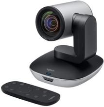 Logitech PTZ Pro 2 - Konferansekamera - PTZ - farge - 1920 x 1080 - 1080p - motorisert - USB - H.264