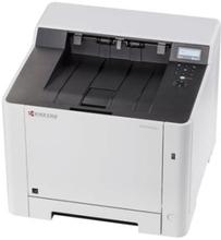 Kyocera ECOSYS P5026cdw - Skriver - farge - Dupleks - laser - A4/Legal - 9600 x 600 dpi - inntil 26 spm (mono) / inntil 26 spm (farge) - kapasitet: 3