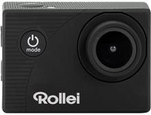 Rollei ActionCam 372 - Actionkamera - monterbar - 1080 p / 30 fps - 1.0 MP - Wi-Fi - under vannet inntil 30 m - svart