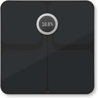 Personvåg Aria 2 Wi-Fi svart - Fitbit
