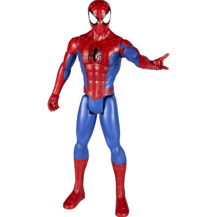 Spider-ManTitan Hero, Spider-Man Figure, 30 cm