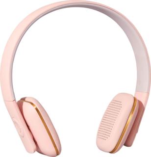 Kreafunk aHead hodetelefoner, pink
