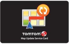 TomTom Map Update Service card - Kartoppgraderingsabonnement - 1 år