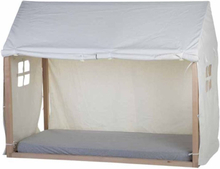 CHILDHOME Sänghusöverdrag 210x100x150 cm vit