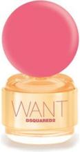 Dsquared2 Want Pink Ginger Eau De Parfum 30 ml (woman)