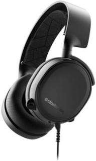 SteelSeries Arctis 3 - 2019 Edition - Headset - fuld størrelse - kabling - 3,5 mm jackstik