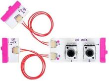 littleBits mix, littleBits, Multifärg, 95,2 mm, 190,5 mm, 12,7 mm, 10 g