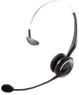 Jabra GN 9100 Series Flex - Ekstra hodesett med mikrofon - konvertibel - trådløs - for Jabra GN 9120 FlexBoom, GN9120 Flex, GN9125 Flex