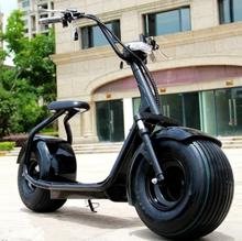 OBG Rides Elscooter 2000w 20ah stötdämpare