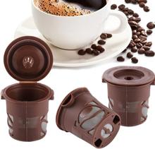 Uudelleenkäytettävä Kahvikapseli / Kahvikapseli sovitin Keurig - 3kpl