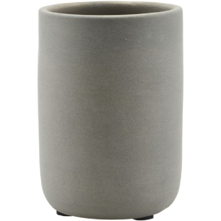 Meraki High Mug Matte Grey 8x12 cm