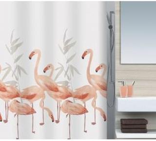 Leijma Flamingo Duschdraperi
