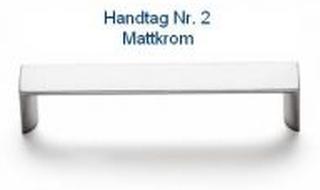 Svedbergs Handtag Nr 2 - 5 128 Mattkrom Svedbergs handtag Nr 2