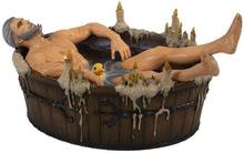 Witcher 3 - Geralt in the Bath Statue