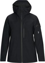Alpine 2L Padded Jacket Men Musta M
