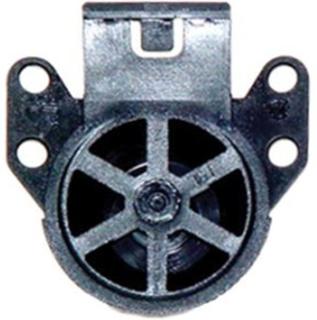 Bundplade til hjelm, Peltor Bundplade til hjelm, bruges hvor kun visir og ikke høreværn bruges, Peltor