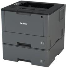 Brother HL-L5100DNT - Skriver - S/H - Dupleks - laser - A4/Legal - 1200 x 1200 dpi - inntil 40 spm - kapasitet: 820 ark - USB 2.0, LAN