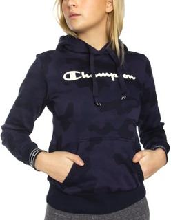 Champion Women Hooded Sweatshirt Allover * Kampagne *