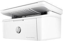 HP LaserJet Pro MFP M28w - Multifunktionsskrivare - svartvit - laser - 216 x 297 mm (original) - A4 (media) - upp till 18 sidor/minut (kopiering) - u