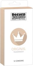 Secura: Original, Kondomer, 12-pack