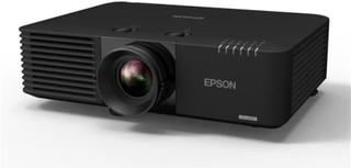 Epson EB-L615U, LCD/Laser, 6000 AL, 28dB (eco), 1,35-2,2:1, Lensshift, 8,5kg, HDBaseT, Black