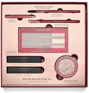 Makeup Revolution Brow Maximiser Kit