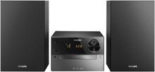 Philips - Hi-Fi System Bluetooth/Radio/C