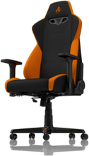 S300 Gaming Chair - Horizon Orange Krzes?o gamingowe - Czarno-pomara?czowy - Tkanina - 136.1 kg