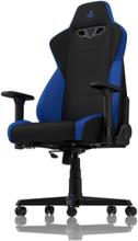 S300 Gaming Chair - Galactic Blue Krzes?o gamingowe - Czarno-niebieski - Tkanina - 136.1 kg