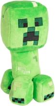 "- Creeper plush 17 cm (7"") - Plyysi"