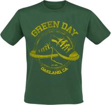 Green Day - All Star -T-skjorte - grønn