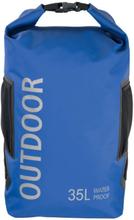 Ryggsäck Outdoor 35l Blå
