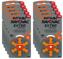 RAYOVAC Rayovac Extra advanced ACT 13 Orange 4562-1 Replace: N/ARAYOVAC Rayovac Extra advanced ACT 13 Orange