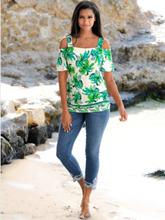 Strandshirt Alba Moda