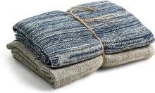 Södahl Essential Håndkle 40 x 60 cm 2 stk indigo